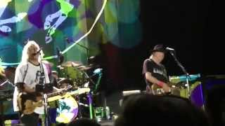Neil Young & Crazy Horse Live in Liverpool 14-7-2014: Psychedelic Pill