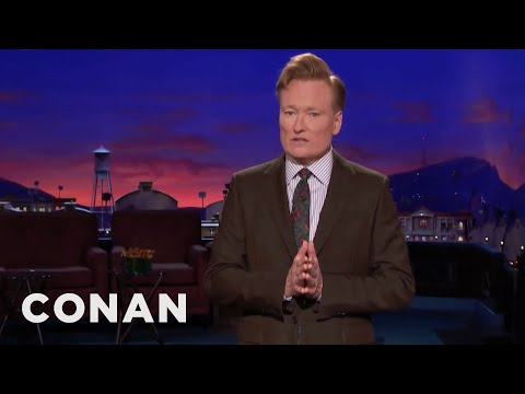 Conan On The World's Largest Penis   CONAN on TBS