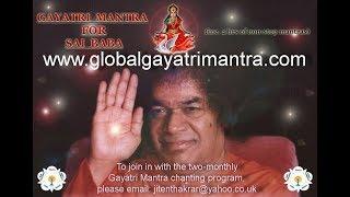 Gayatri Mantra Chanting at Sathya Sai School Thailand - www.globalgayatrimantra.com