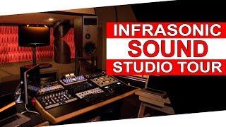 Video Infrasonic Sound Studio Tour w/ Pete Lyman & Dave Gardner - Warren Huart: Produce Like A Pro download MP3, 3GP, MP4, WEBM, AVI, FLV Agustus 2018
