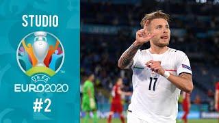 Turcja 0:3 Włochy   Studio Euro #2