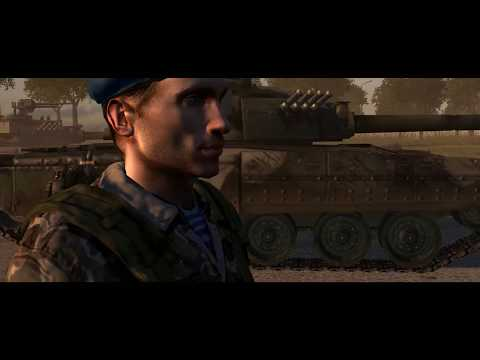 World in Conflict Complete Edition - Mission #1 Liberation Playthrough  