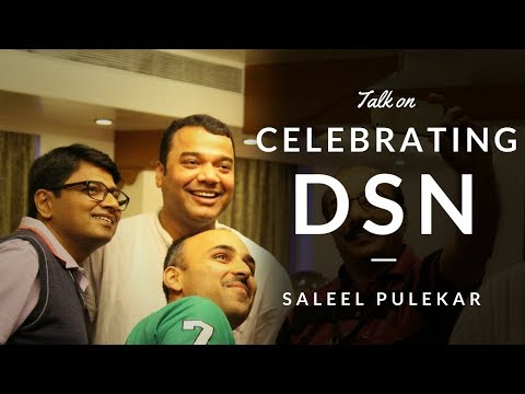 Baixar Talk On Celebrating DSN Program Of Art Of Living | By Saleel Pulekar