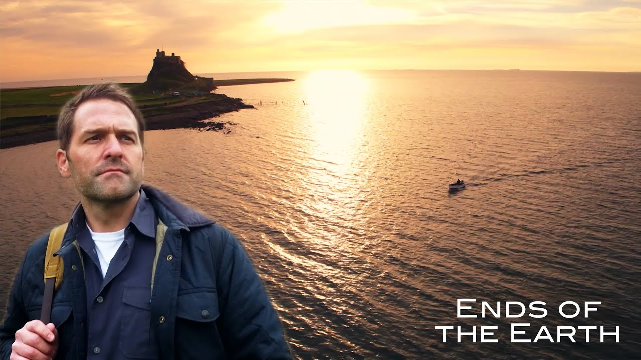 Lindisfarne: Early Christianity in England - Drive Thru History®: Ends of the Earth
