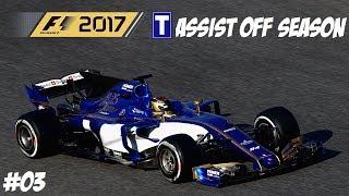 F1 2017 ULTIMATE MODE // R03: BAHREIN-SAKHIR // SAUBER FERRARI TANULÓ ÉVAD