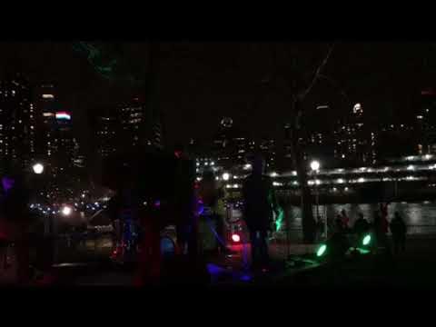 Roosevelt Island Tree Lighting Ceremony - Where Is Santa?