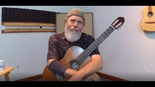 Andrew York - Improvisation for Solo Guitar Pt 5 - Strings By Mail Lesson Series