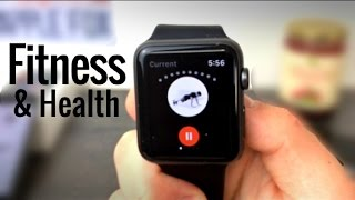 Best Apps for Apple Watch - Fitness & Health