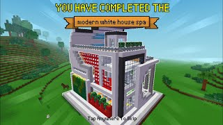 Block Craft 3D : Building Simulator Games For Free Gameplay #521 (iOS & Android)| Modern White House