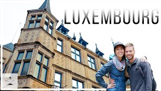 Luxembourg: Most Walkable City