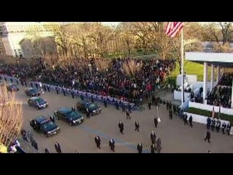 Secret Service makes final Inauguration Day...