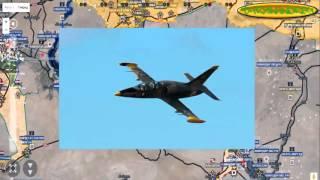 Обзор карты боевых действий в Сирии и Ираке от 18 12 2015г