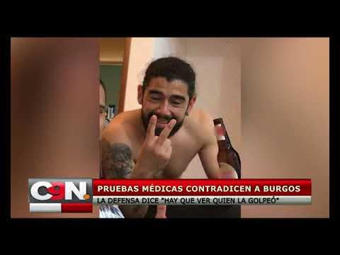 Rodrigo Burgos afirma que su esposa se autoflageló