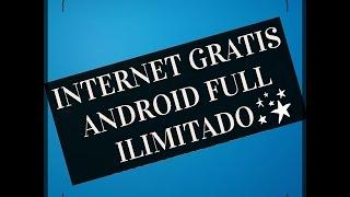 INTERNET GRATIS ANDROID 2015 ILIMITADO 3G/4G(PORFIN EL NUEVO VIDEO DE INTERNET GRATIS FUNCIONA PARA TODOS LOS PAISES 100% FUNCIONANDO ATENCIÓN: LES DEJO EL LINK DE MI ..., 2014-11-19T02:23:11.000Z)
