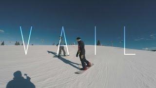 Vail, Colorado: A SNOWBOARDERS PARADISE