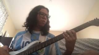 Hot Tequila Brown - Jamiroquai Bass cover