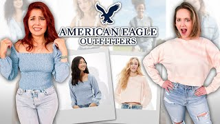Is American Eagle Cool Again?! [Try On Haul]
