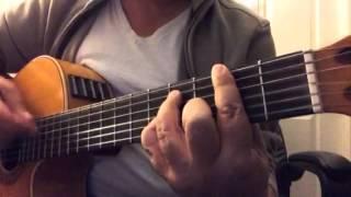 A Man Without Love Engelbert Humperdinck Guitar Cover