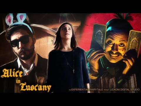 ALICE's ADVENTURES in TUSCANY :: Fantasy Webmovie :: NCYT (ENG sub ITA)