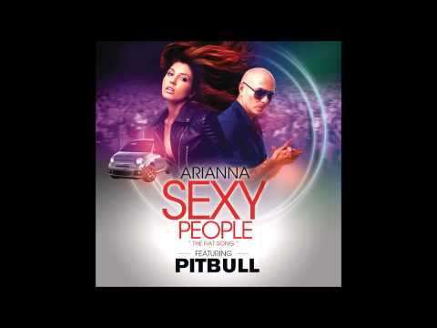 Arianna Feat Pitbull Sexy People Spanish Version Audio HD
