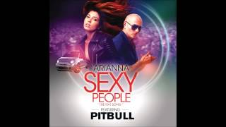 Arianna Feat Pitbull Sexy People Spanish Version (Audio HD )