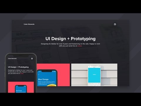 How to Design and Code a Responsive Portfolio Website - Part 2