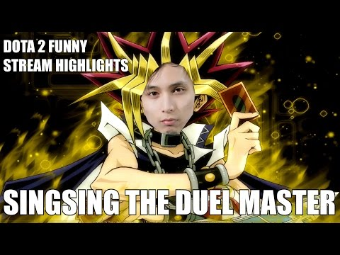 Dota 2 SingSing: The Duel Master | Twitch April 9 Best Moments