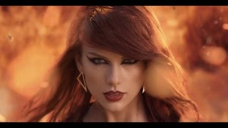 Bad Blood ★ Taylor Swift - Bad Blood ft. Kendrick Lamar ★ Funny Video Without Music
