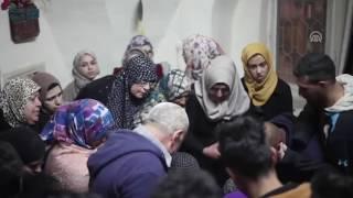 مصر العربية | تشييع مسن فلسطيني تعرض لعملية دهس من قبل مستوطن إسرائيلي
