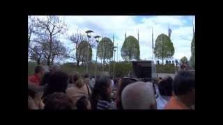 Warm up - Konzert von Beatrice Egli im Seedamm Plaza Pfäffikon thumbnail