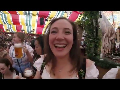Springfest 2016: Munich, Germany (GoPro Session)