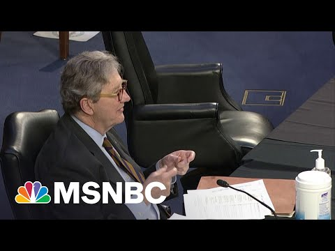 Joy Reid: Senator John Kennedy Thought He Could Get The Best Of Stacey Abrams | The ReidOut | MSNBC