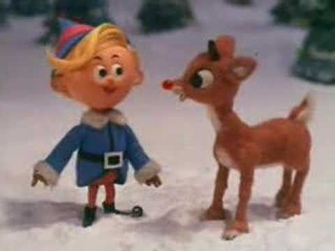Rudolph Christmas Movie Characters.Rudolph