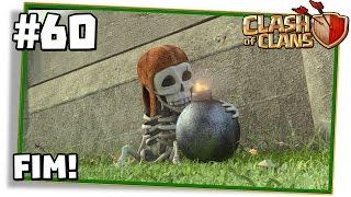 Fim de Clash of Clans :(