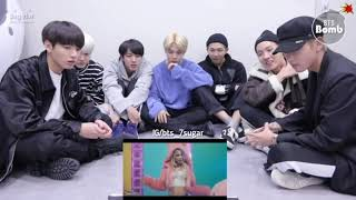 BTS  Aleyna Tilki-O Sen Olsan Bari reaction(not real)