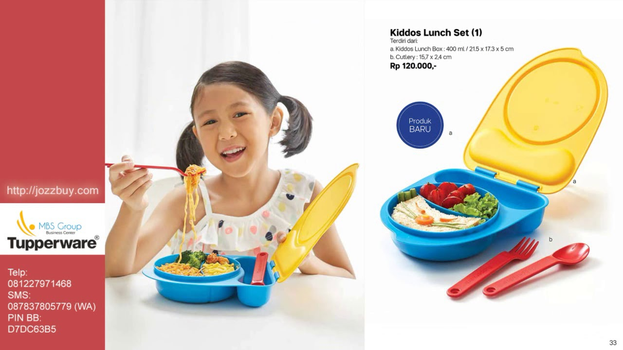 Promo Tupperware Bulan September 2015
