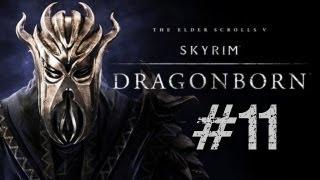 Let's Play Skyrim: Dragonborn DLC (Modded) Part 11 - Storn, Hermaeus Mora & Apocrypha!
