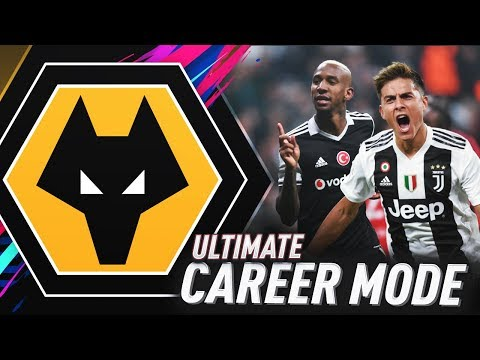 NEW $80,000,000 SIGNING!!! FIFA 19 WOLVES ULTIMATE CAREER MODE #16