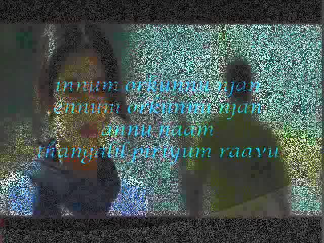 parayathe ariyathe karaoke