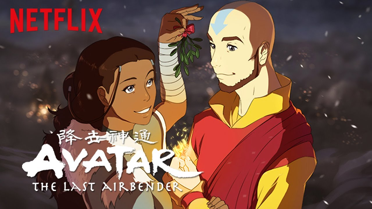 Download Avatar The Last Airbender New Animated Series Announcement Breakdown - Netflix 2021