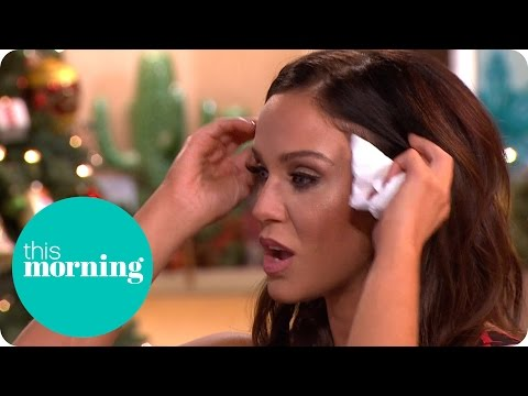 Vicky Pattison Breaks Down While Discussing Her New Image | This Morning