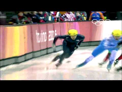 Ahn Hyun-Soo - Speed Skating - Men