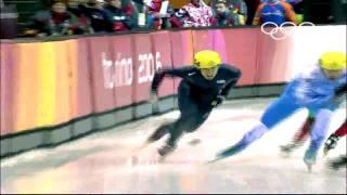 Ahn Hyun-Soo - Speed Skating - Men's Short Track 1500M - Turin 2006 Winter Olympic Games