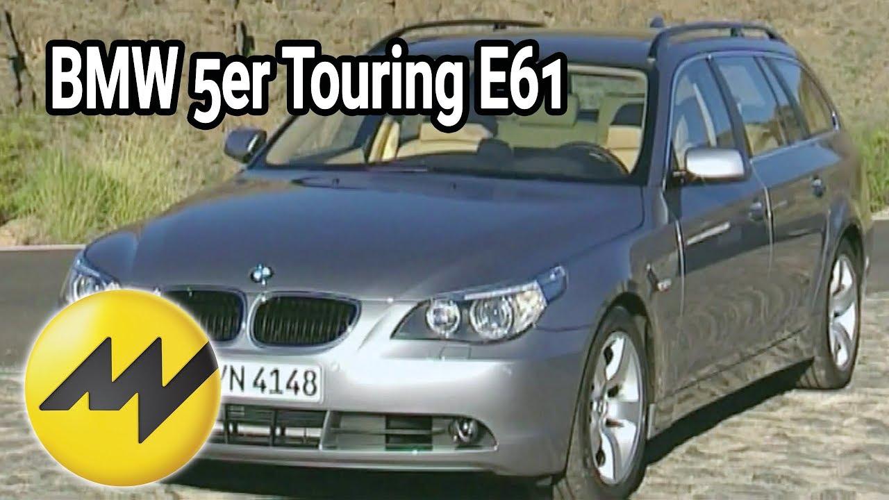 Fahrbericht Bmw 5er Touring E61 Das Kann Der Bayern Kombi