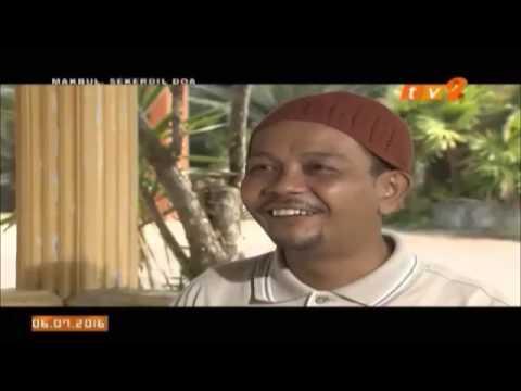 Telefilem Makbul Sekerdil Doa FULL Kartina Aziz, Yushazizi Yusuf, Dato' Jalaluddin Hassan