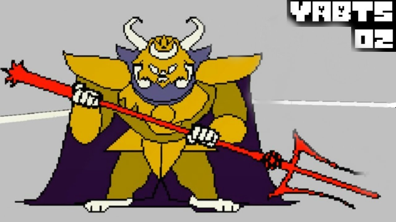 3D Asgore Battle! | Yet Another Bad Time Simulator #2