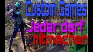 Live: Fortnite Custom Games/Zone Wars código DERLEONBOSS estrada para 1,140
