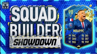 Fifa 20 Squad Builder Showdown Lockdown Edition!!! SIDEMEN SQUAD BUILDER SHOWDOWN ON TOTS MBAPPE!!!!
