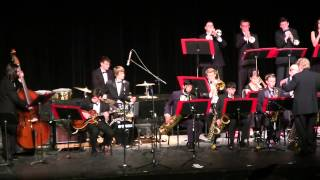 Spring Concert 2014: All of Me (Jazz Band)