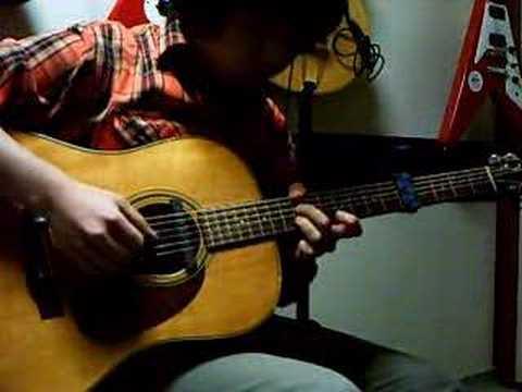 "The Pillows ""Hybrid Rainbow"" (solo guitar instrumental)"
